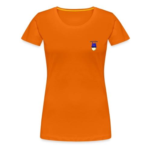 Zibi le Dino - T-shirt Premium Femme