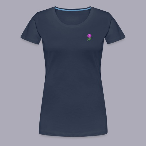 Landryn Design - Pink rose - Women's Premium T-Shirt