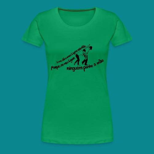 paola - Maglietta Premium da donna