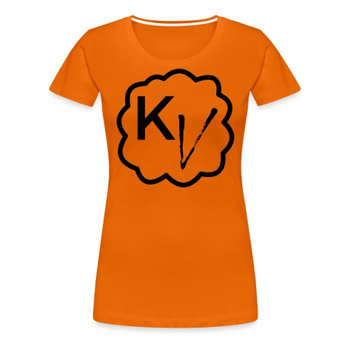 King Vape Icon - Women's Premium T-Shirt