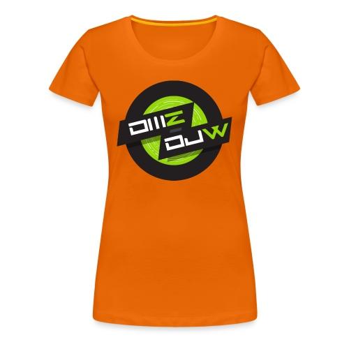 DJ DMZ & DJW Official Merch. - Vrouwen Premium T-shirt