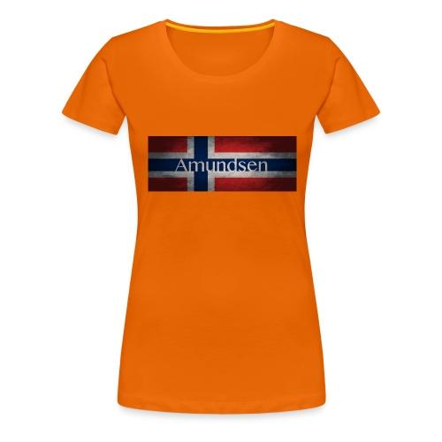 Amundsen jpg - Women's Premium T-Shirt