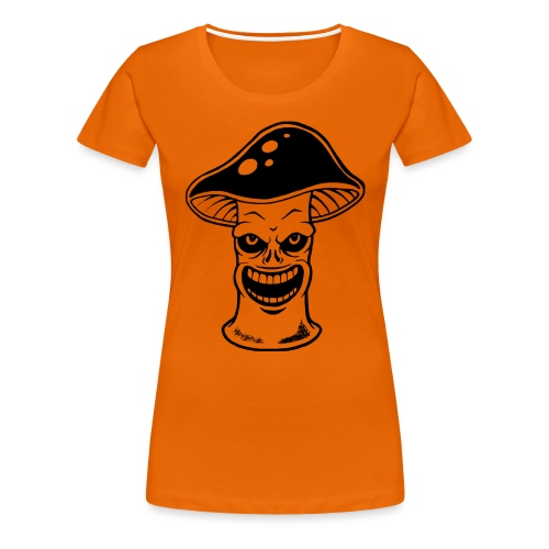 Happy Pilz - Frauen Premium T-Shirt