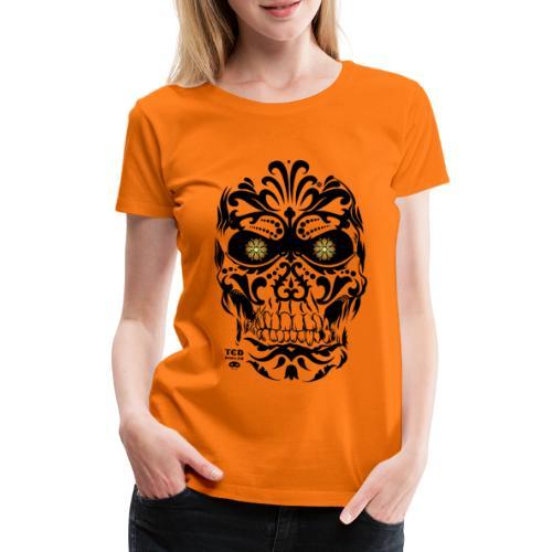 Mexican Skull - T-shirt Premium Femme