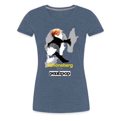 Schöneberg Punkpop - Maglietta Premium da donna