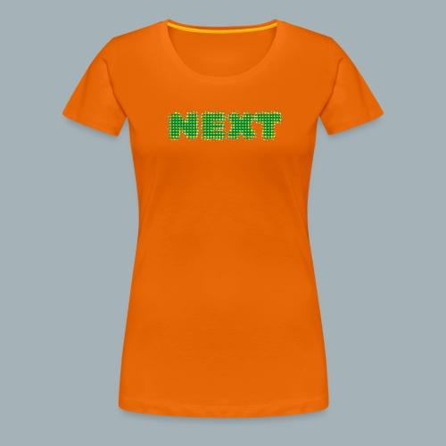 2018 NEXT 03 - Vrouwen Premium T-shirt