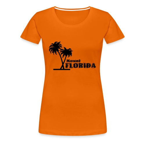 Mount Florida - Women's Premium T-Shirt