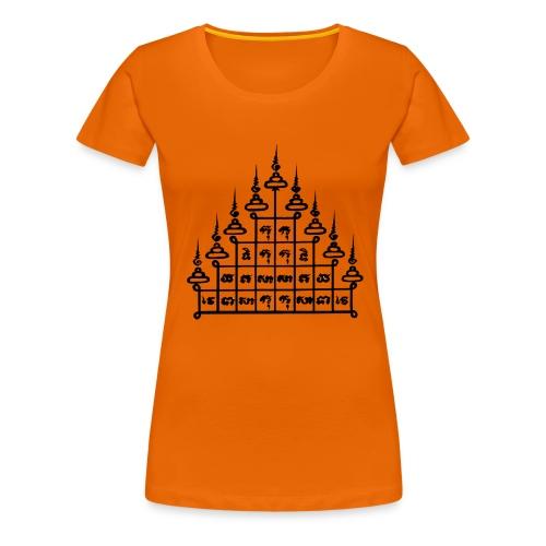 Karma Thailand - Maglietta Premium da donna