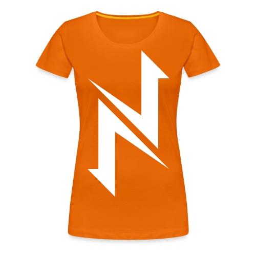Nexotic Logo 2018 - Black - Women's Premium T-Shirt