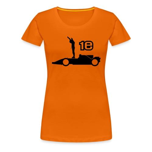 Winnaar 1e - Vrouwen Premium T-shirt