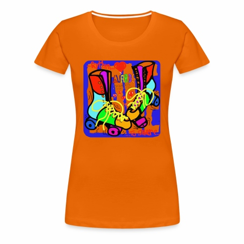 Guards_Rythm&LovetoShare - T-shirt Premium Femme