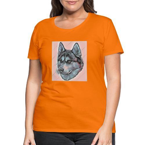 ILUSTRCION - Camiseta premium mujer