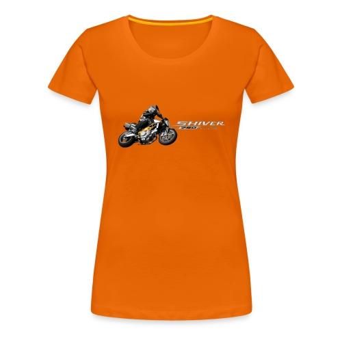 shiver150b - Women's Premium T-Shirt