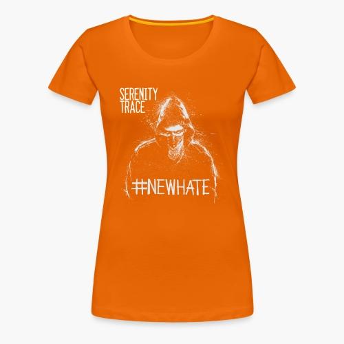 #NewHate Male - Premium T-skjorte for kvinner