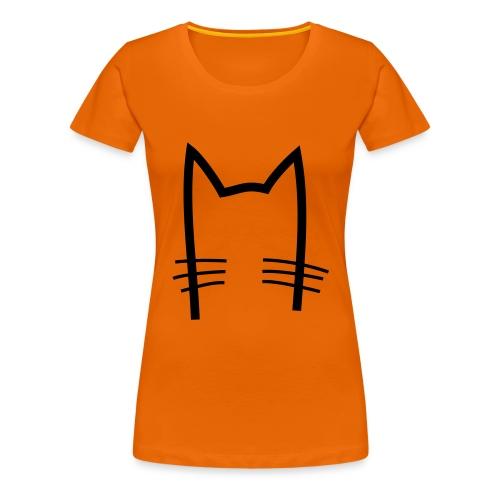 M - T-shirt Premium Femme