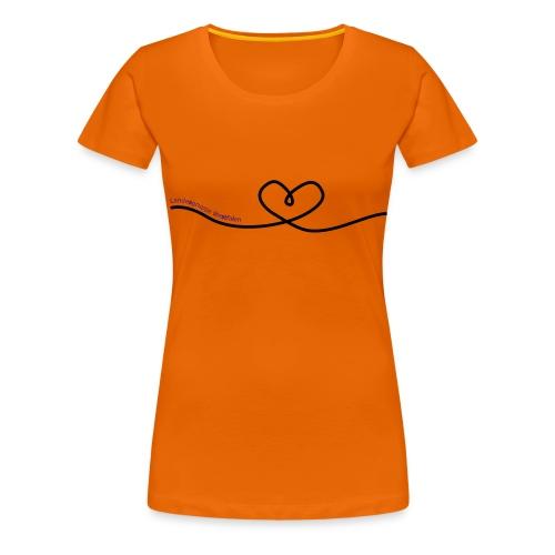 LG-Hertz - Frauen Premium T-Shirt