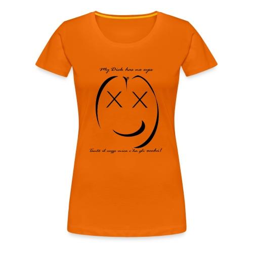 LOGOtm - Maglietta Premium da donna