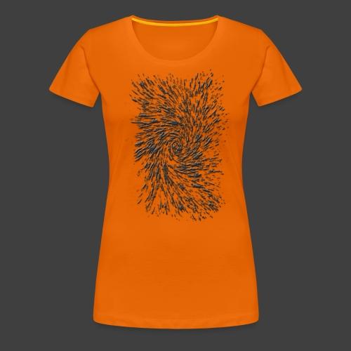 Twister - Women's Premium T-Shirt