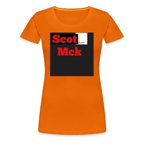 its my logo - Women's Premium T-Shirt