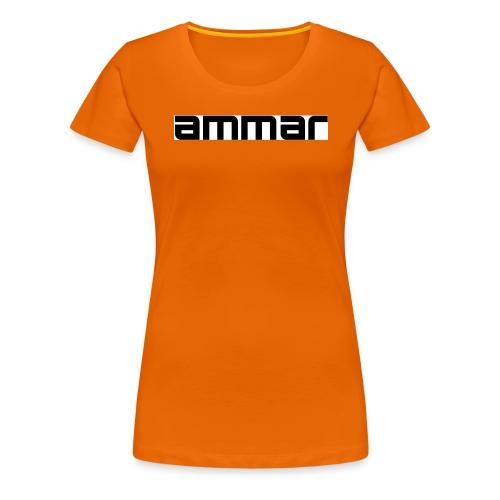 game on themed logo merchandise - Women's Premium T-Shirt