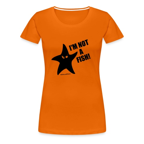 Starfish: SiLee Films - Women's Premium T-Shirt