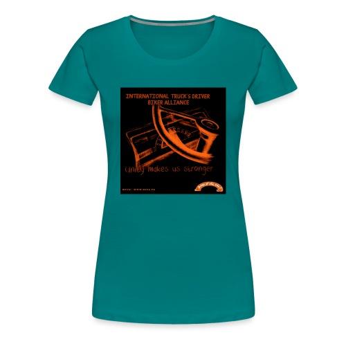 Unity - T-shirt Premium Femme