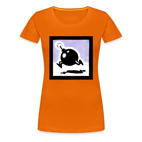 bomba - Maglietta Premium da donna