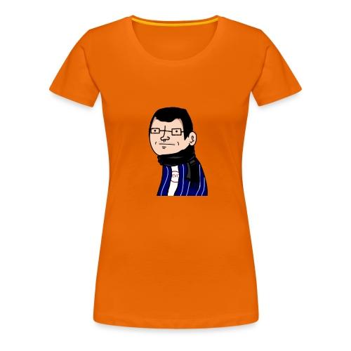 La collection de l'ancien wankul ChromeTiX - T-shirt Premium Femme