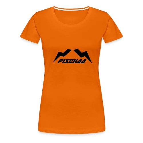 Pischaa V1 black - Frauen Premium T-Shirt
