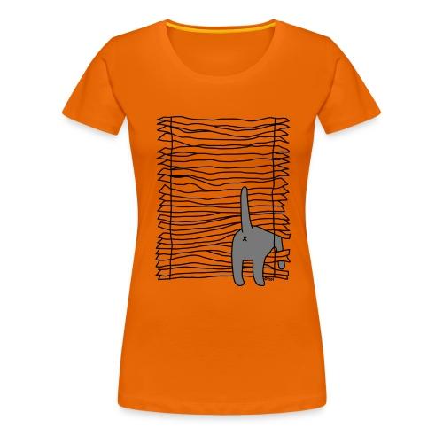 Broken Blinds - Women's Premium T-Shirt