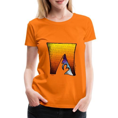 Mountain Love - Camiseta premium mujer