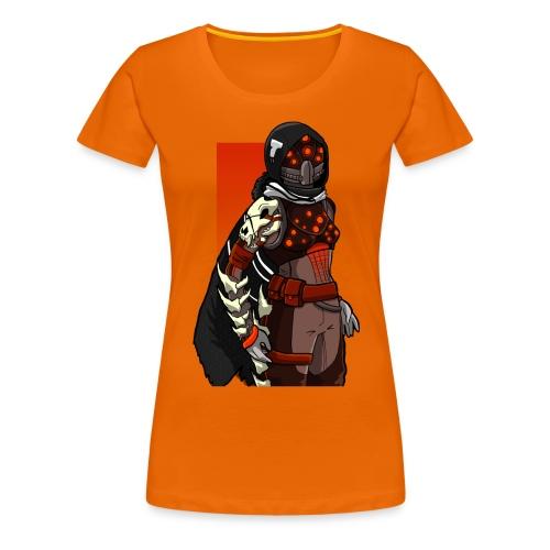 hunter exotic final png - Women's Premium T-Shirt