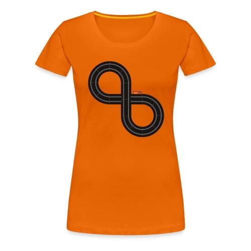 Scalextric 8 - Women's Premium T-Shirt