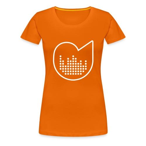 Camiseta Básica Premium - Camiseta premium mujer