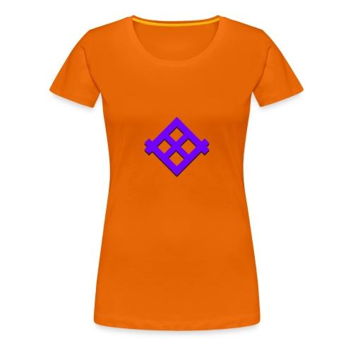 InFront eSports Cap - Premium-T-shirt dam