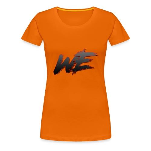 VI Logo - Premium T-skjorte for kvinner