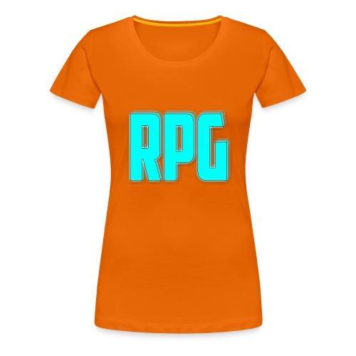 RPG Logo - Women's Premium T-Shirt