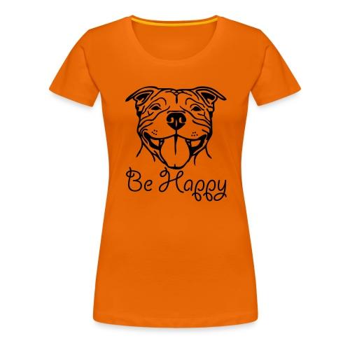 stafford © - www.dog-power.nl - Vrouwen Premium T-shirt