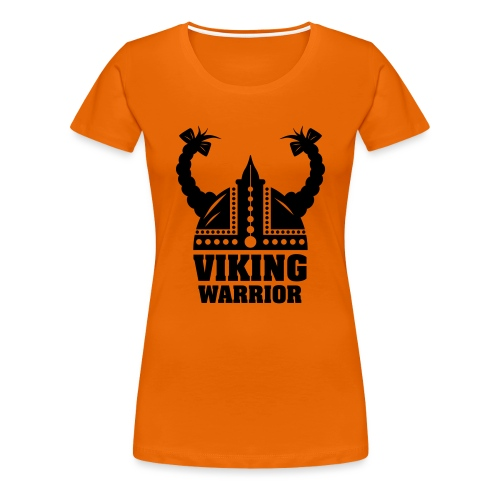 Viking Warrior - Lady Warrior - Naisten premium t-paita