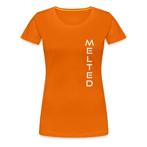 MELTED - Vertical 2.0 - Camiseta premium mujer