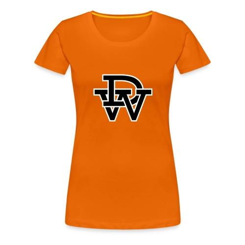 WILLIAM DJAMEN - T-shirt Premium Femme