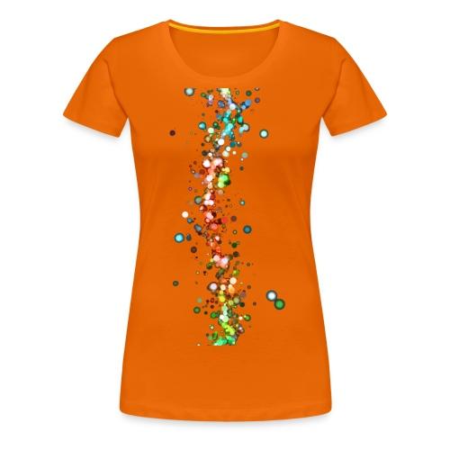 wzorek_01 - Koszulka damska Premium