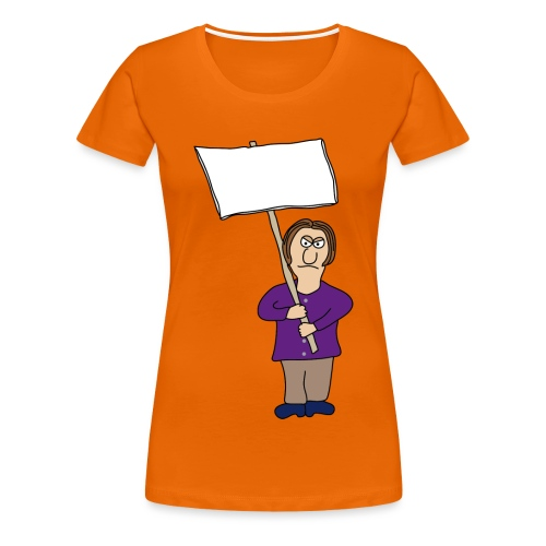 Protest - Frauen Premium T-Shirt
