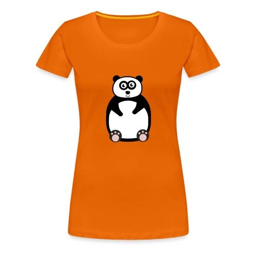 panda-png - Premium-T-shirt dam