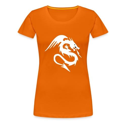 Dragon AR - Camiseta premium mujer