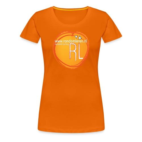 RONDOMLEREN - Vrouwen Premium T-shirt