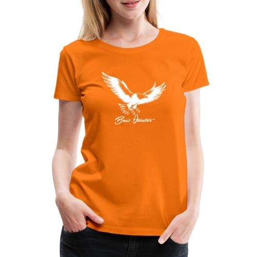 Eagle Bow Hunter - Frauen Premium T-Shirt