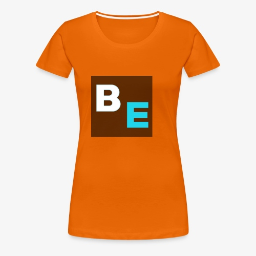 LOGO KURZ NEW1 - Frauen Premium T-Shirt