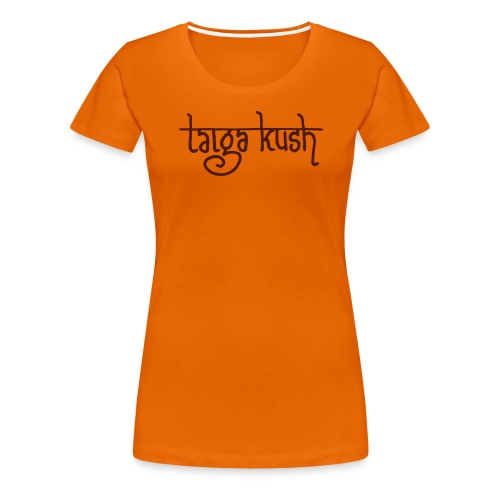 TK drawing - Women's Premium T-Shirt
