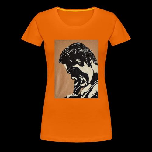 Erik Bonnet - Frauen Premium T-Shirt